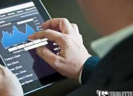 L'importance des tablettes tactiles au sein des entreprises.