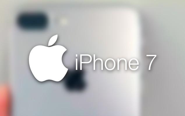 La future arrivée de l'iPhone 7