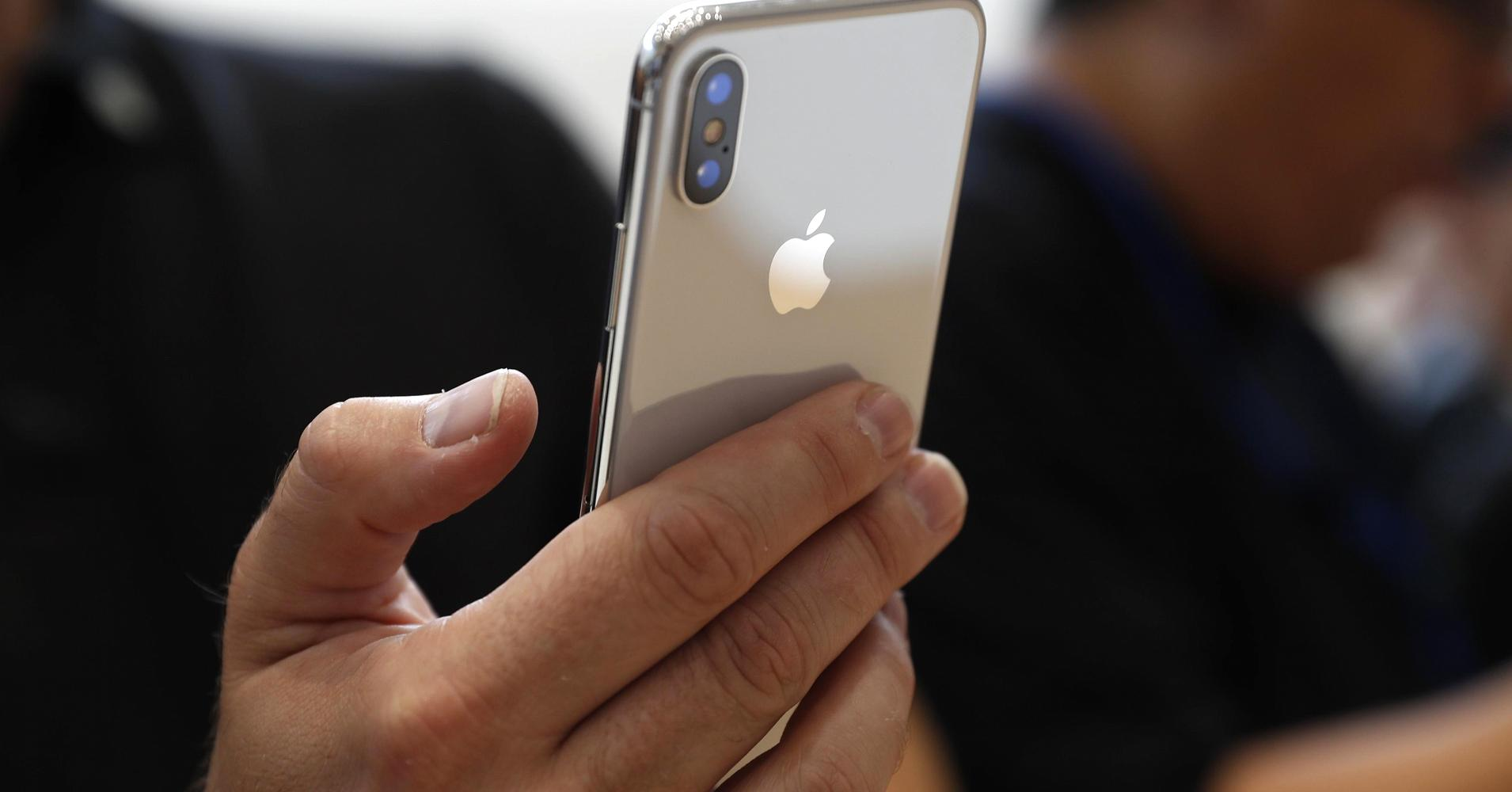 Keynote Apple 2017: 3 nouveaux iPhones