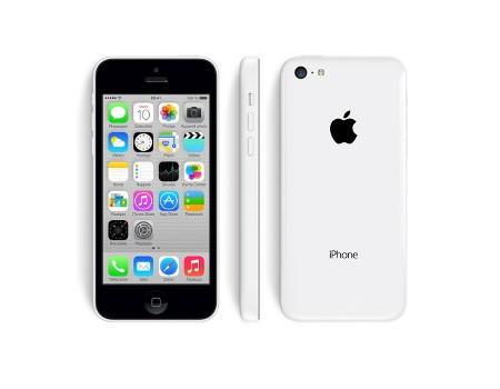 iPhone 5C huren