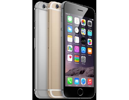 iPhone 6 huren