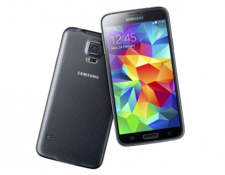 location Samsung Galaxy S5