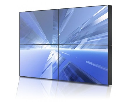 location Video Wall 2x2