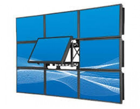 location Video Wall 3x3